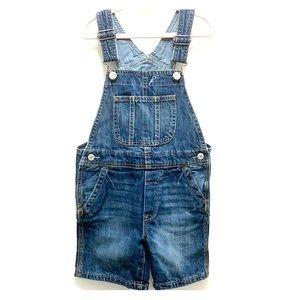 Gap short overalls